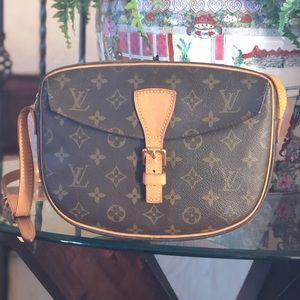 🥰Louis Vuitton Jeunefille GM Monogram👜🎀